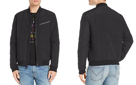 John Varvatos Star USA Quilted Bomber Jacket - Bloomingdale's_2