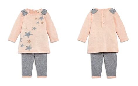 Miniclasix Girls' Star Sweater & Knit Leggings Set - Baby - Bloomingdale's_2