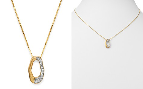 Bloomingdale's Diamond Statement Pendant Necklace in 14K Yellow Gold, 0.15 ct. t.w. - 100% Exclusive_2