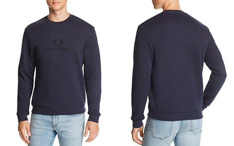 Fred Perry Embroidered Logo Sweatshirt - Bloomingdale's_2