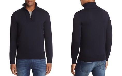 BOSS Eleo Quarter-Zip Sweater - 100% Exclusive - Bloomingdale's_2