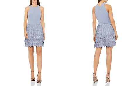 REISS Flora Leaf-Lace Dress - 100% Exclusive - Bloomingdale's_2