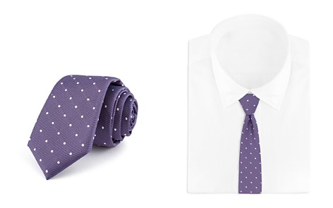 Bloomingdale's Boys Dotted Tie - 100% Exclusive_2