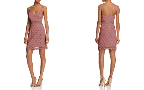 AQUA Body-Con Lace Dress - 100% Exclusive - Bloomingdale's_2