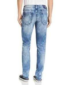 True Religion - Rocco Slim Fit Jeans in Blue Riot