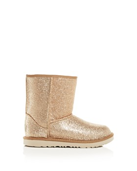 UGG® - Girls' Classic Glitter Boots - Little Kid, Big Kid