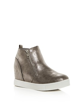 59932d29a900 STEVE MADDEN - Girls  JWedgie Hidden Wedge Sneakers - Little Kid