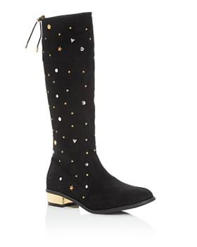 6d1c541729883d Sam Edelman - Girls  Pia Emilia Studded Boots - Toddler