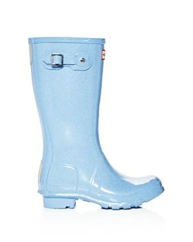 Hunter - Girls' Starcloud Glitter Rain Boots - Little Kid, Big Kid