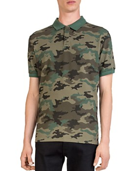 The Kooples - Camouflage Regular Fit Polo