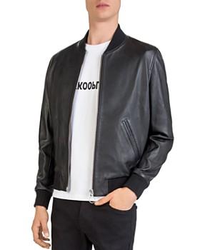 df14c8db87 The Kooples Men's Leather Jackets: Racer, Biker & More - Bloomingdale's
