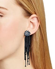 kate spade new york - Beaded Tassle Earrings