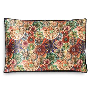 Robert Graham Mandala Decorative Pillow, 14 x 22