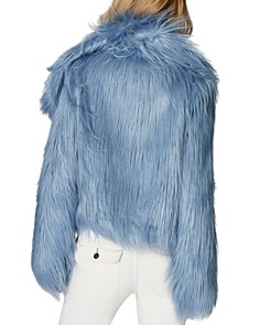 SAGE Collective - Glacier Faux Fur Jacket