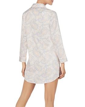 Ralph Lauren - Classic Woven Long-Sleeve Sleepshirt