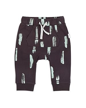 Miles Baby Boys' Paint Stroke Jogger Pants - Baby