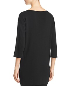 Eileen Fisher Petites - Color Block Tunic