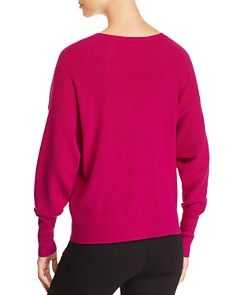 Eileen Fisher - V-Neck Box-Top Sweater