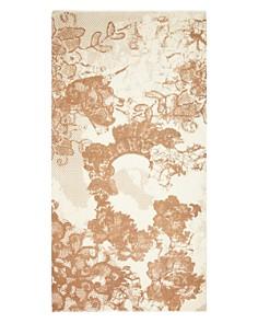 Max Mara - Zeo Floral Lace-Print Scarf
