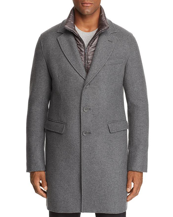 Herno - Bibbed Topcoat