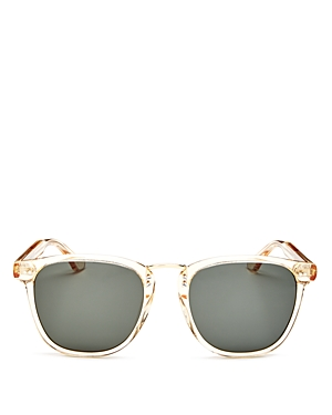 Krewe Women's Adams Polarized 24K Square Sunglasses, 56mm
