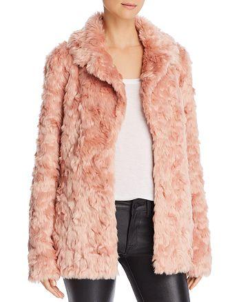 Show Me Your MuMu - Park Ave Faux-Fur Jacket