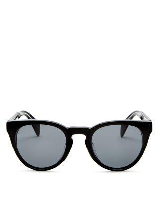 womens-round-sunglasses,-61mm by rag-&-bone