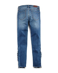 BLANKNYC - Girls' Rapunzel Ruffled Skinny Jeans - Big Kid