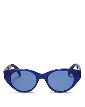 rag & bone Women's Cat Eye Sunglasses, 49mm