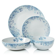 Darbie Angell - A Walk in the Park, 16-Piece Dinnerware Set
