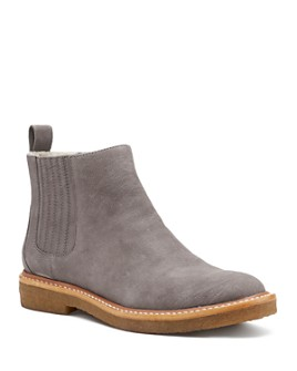 Botkier - Women's Chelsea Leather & Faux-Fur Booties