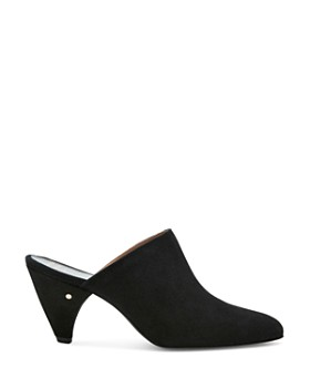 Laurence Dacade - Women's Stefany Suede Pointed-Toe Mules