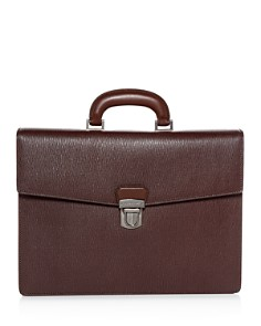 Salvatore Ferragamo - Revival 3.0 Leather Briefcase