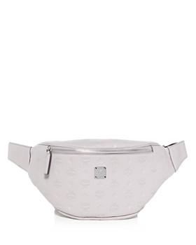 MCM - Ottomar Embossed Logo Monogram Leather Belt Bag - 100% Exclusive