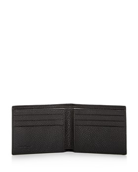 Salvatore Ferragamo - Firenze Intreccio Leather Bi-Fold Wallet