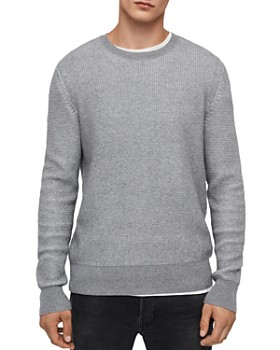 ALLSAINTS - Natan Crewneck Thermal Sweater