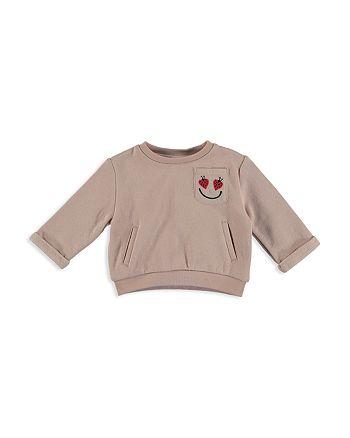Stella McCartney - Girls' Ladybug Pocket Sweatshirt - Baby