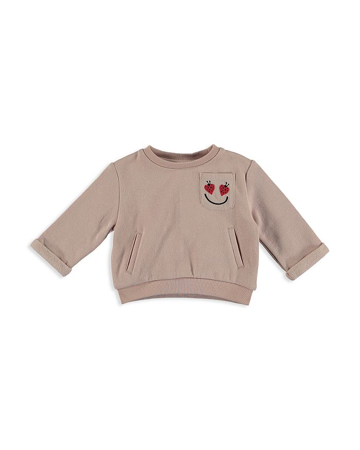 d847d9db5 Stella McCartney Girls  Ladybug Pocket Sweatshirt - Baby ...