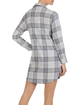 Ralph Lauren - Cotton Flannel Brushed Twill His Shirt Sleepshirt