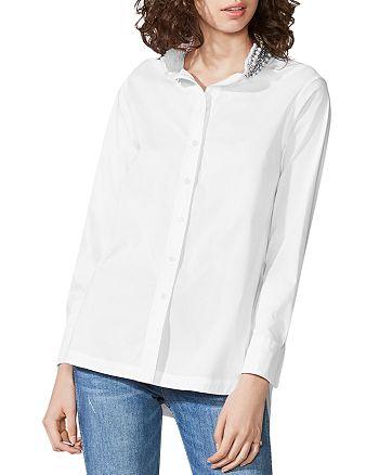 Bailey 44 - Ursula Embellished Shirt