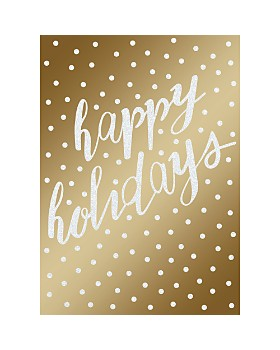 Design Design - Happy Holidays Greeting Cards, Box of 14