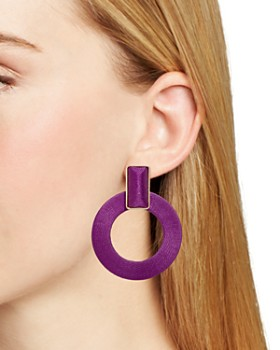 BAUBLEBAR - Marisela Hoop Drop Earrings