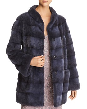 Maximilian Furs - Mink Fur Coat ... abb8166df