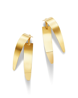 Moon & Meadow 14K Yellow Gold Concave Spark Ear Jackets - 100% Exclusive