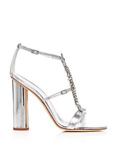 Giuseppe Zanotti - Women's Svamp Embellished High-Heel Sandals