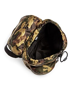 Michael Kors - Kent Camo-Print Nylon Backpack