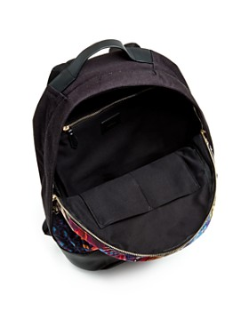 Paul Smith - Dreamer Print Leather Backpack