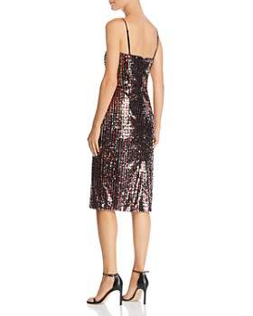 MILLY - Chrystie Sequined Dress