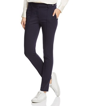 Theory - Pintuck Slim Pants