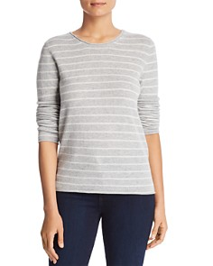 Majestic Filatures - Striped Cashmere Sweater